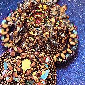 Украшения ручной работы. Ярмарка Мастеров - ручная работа Jupiter / Solar System collection /. Handmade.