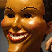Одежда ручной работы. Ярмарка Мастеров - ручная работа Маска Судный День The Purge mask мужчина улыбается (Halloween Scary Ho. Handmade.