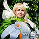 Лилия (Косплей, Aion) - лилейный сет, индивидуальный пошив, Флана