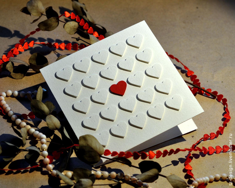 Открытка Любящее сердце, Открытки на все случаи жизни, Москва, Фото №1