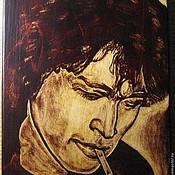 Картины и панно ручной работы. Ярмарка Мастеров - ручная работа Виктор Цой. Handmade.