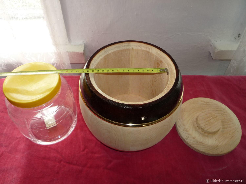 Barrels made of cedar, Barrels and tubs, Biisk,  Фото №1