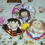 Куклы и игрушки ручной работы. Ярмарка Мастеров - ручная работа талисман на удачу. Handmade.