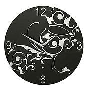 Для дома и интерьера ручной работы. Ярмарка Мастеров - ручная работа Часы настенные из акрилового стекла Фантазия. Handmade.