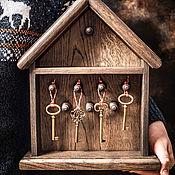 Для дома и интерьера handmade. Livemaster - original item Housekeeper wall-mounted