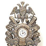 Для дома и интерьера handmade. Livemaster - original item Watch bronze