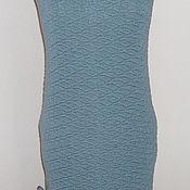 Одежда ручной работы. Ярмарка Мастеров - ручная работа Серый сарафан. Handmade.
