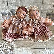 Куклы и пупсы ручной работы. Ярмарка Мастеров - ручная работа Авторская куколка - малышка. Handmade.