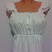 """Одежда ручной работы. Ярмарка Мастеров - ручная работа Комплект """"Белые цветы"""". Handmade."""