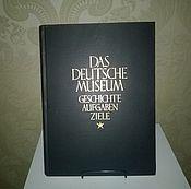 """Винтаж ручной работы. Ярмарка Мастеров - ручная работа """"Das Deutshe museum"""". 1925г. На немецком языке.. Handmade."""