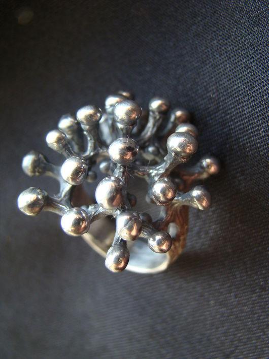 Кольца ручной работы. Ярмарка Мастеров - ручная работа. Купить Кольцо из серебра. Handmade. Серебряный, кольцо