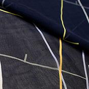 Материалы для творчества handmade. Livemaster - original item Fabric: 100% viscose chiffon. Handmade.