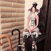 """Куклы и игрушки ручной работы. Ярмарка Мастеров - ручная работа Кукла Тильда """"Циркачка"""". Handmade."""
