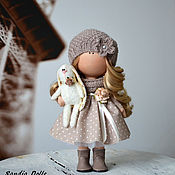 Куклы и игрушки ручной работы. Ярмарка Мастеров - ручная работа Женечка. Handmade.