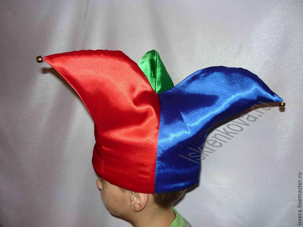 Сшить шапку петрушки своими руками