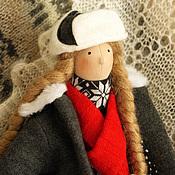 Куклы и игрушки ручной работы. Ярмарка Мастеров - ручная работа Дитя фьордов. Кукла в стиле тильда.. Handmade.