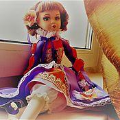 Куклы и игрушки ручной работы. Ярмарка Мастеров - ручная работа Будуарная кукла Кукки. Handmade.