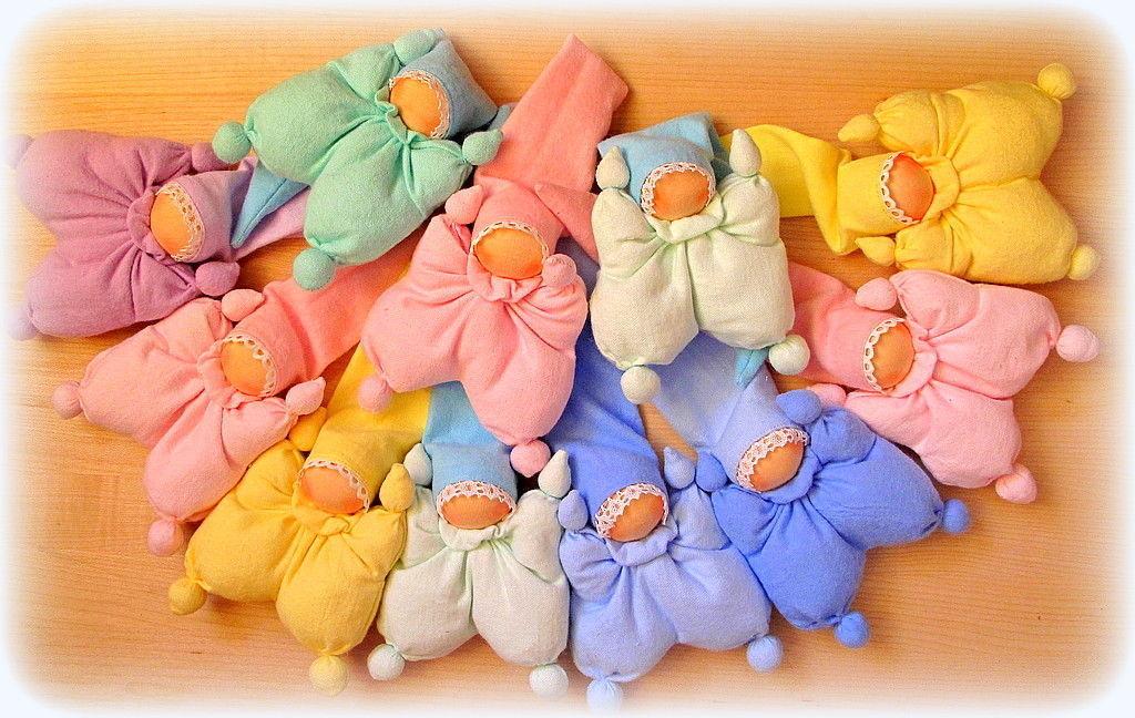 вальдорфские куклы  для самых маленьких, Вальдорфские куклы и звери, Москва,  Фото №1