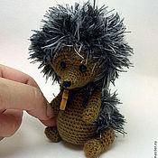 Куклы и игрушки ручной работы. Ярмарка Мастеров - ручная работа Ёжик Юти. Handmade.