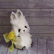 Куклы и игрушки ручной работы. Ярмарка Мастеров - ручная работа Авторский кролик Тедди. Handmade.