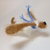Мягкие игрушки ручной работы. Ярмарка Мастеров - ручная работа На ушах любви. Handmade.
