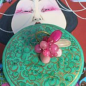 Винтаж handmade. Livemaster - original item Yang Gui Fei. Author`s ring.. Handmade.