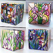 Для дома и интерьера ручной работы. Ярмарка Мастеров - ручная работа ваза для мелочей. Handmade.