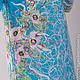 Верхняя одежда ручной работы. ПП 14. Авторский трикотаж 'Каприз-Курган' (Kaprizkurgan). Ярмарка Мастеров. Модное пальто