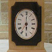 Для дома и интерьера ручной работы. Ярмарка Мастеров - ручная работа Маленькие настольные часы. Handmade.