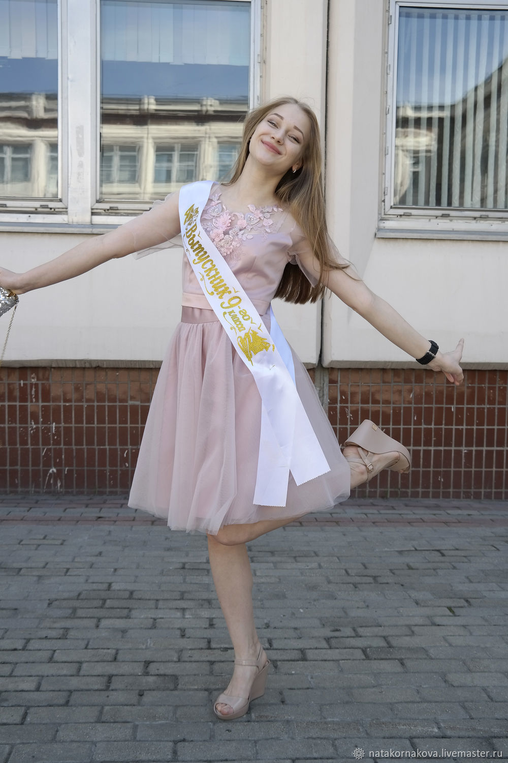 Prom set:crop top and skirt, Dresses, Moscow,  Фото №1
