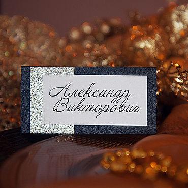 Свадебный салон ручной работы. Ярмарка Мастеров - ручная работа Рассадочные карточки на свадьбу (юбилей). Handmade.