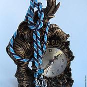 """Украшения ручной работы. Ярмарка Мастеров - ручная работа Лариат """"Морской"""". Handmade."""