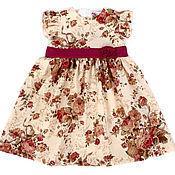 Работы для детей, handmade. Livemaster - original item Dress - handmade (200380). Handmade.