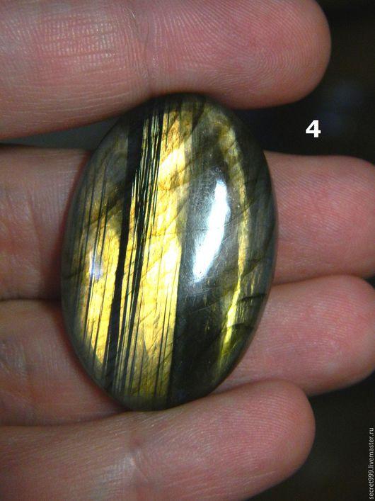 Для украшений ручной работы. Лабрадорит кабошон камень натуральный камни. Кабошон со всех сторон. Ярмарка Мастеров.