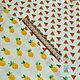 Шитье ручной работы. Ткань с изображением ананасов. Сатин. 100% хлопок. Mr.cotton (Мистер Коттон). Интернет-магазин Ярмарка Мастеров. Фото №2