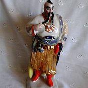 Винтаж handmade. Livemaster - original item Porcelain figurine
