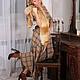 Платья ручной работы. Платье из ткани в клетку. АлесЯ -  Пошив одежды от А до Я. Ярмарка Мастеров. Платье в пол, шотландка