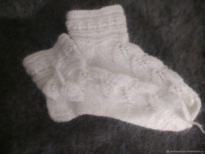 Down socks ' Lady', Socks, Voronezh,  Фото №1