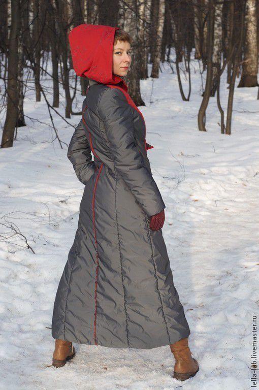 Верхняя одежда ручной работы.Пальто демисезон / зима `Urban Elf`. Handmade. Lella-lab.