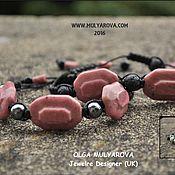 Украшения ручной работы. Ярмарка Мастеров - ручная работа Шамбала - браслет на защиту. Handmade.