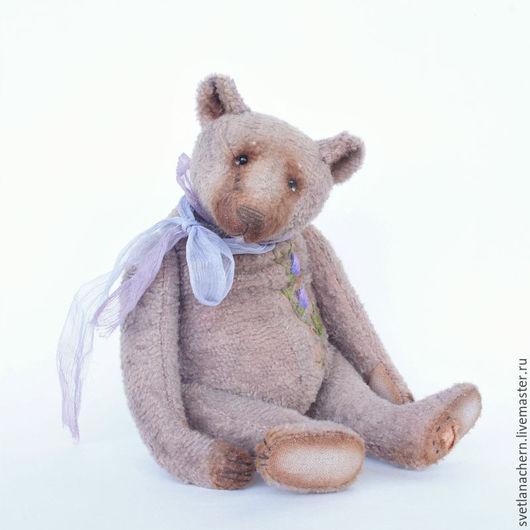 Мишки Тедди ручной работы. Ярмарка Мастеров - ручная работа. Купить Эспен. Handmade. Мишка тедди, мишка для куклы, шплинты