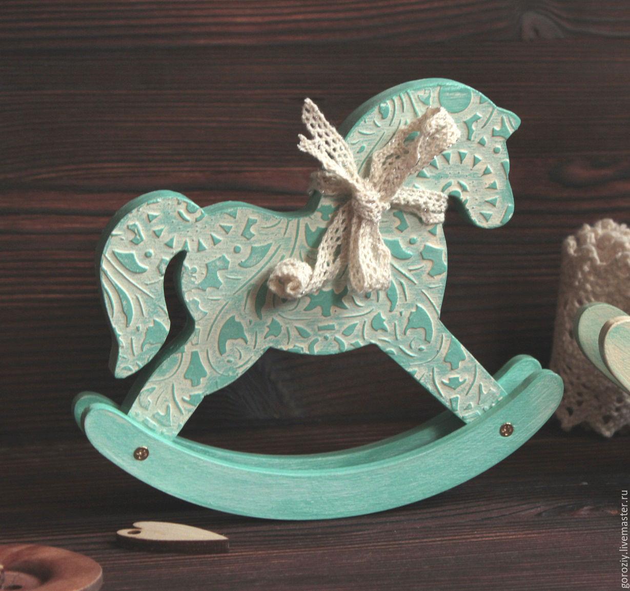 Конь качалка своими руками из фанеры