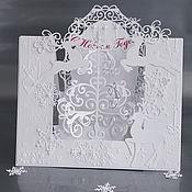 Открытки handmade. Livemaster - original item Cards: Christmas!. Handmade.