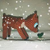 Игрушки ручной работы. Ярмарка Мастеров - ручная работа Малыш олененок. Handmade.