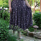 Платья ручной работы. Ярмарка Мастеров - ручная работа Летнее платье. Handmade.