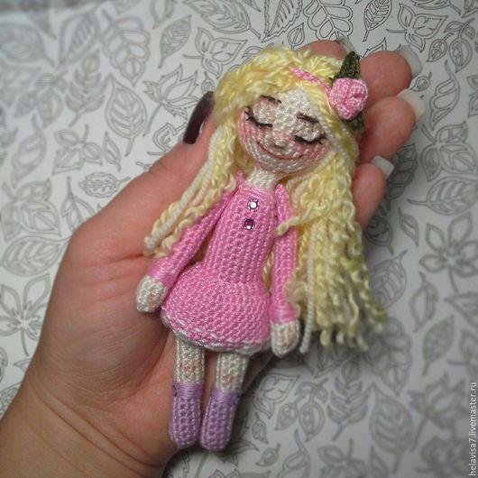 Человечки ручной работы. Ярмарка Мастеров - ручная работа. Купить вязаная кукла. Handmade. Кукла ручной работы, Вязанная кукла
