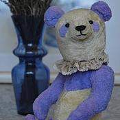 Куклы и игрушки ручной работы. Ярмарка Мастеров - ручная работа Панда Тедди Микки 26 см. Handmade.