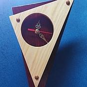 Для дома и интерьера ручной работы. Ярмарка Мастеров - ручная работа Часы модерн(с маятником). Handmade.