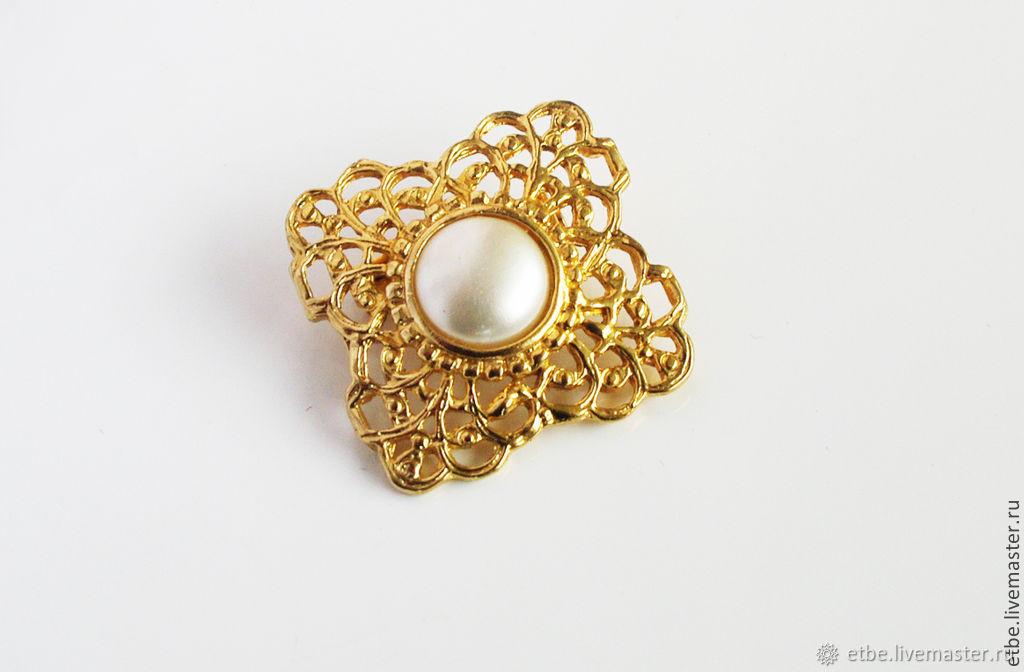 Vintage brooch, Vintage brooches, Sochi,  Фото №1