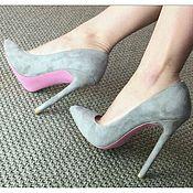 Обувь ручной работы handmade. Livemaster - original item Women`s shoes. Handmade.